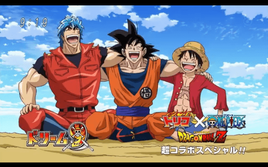 One Piece Crossover