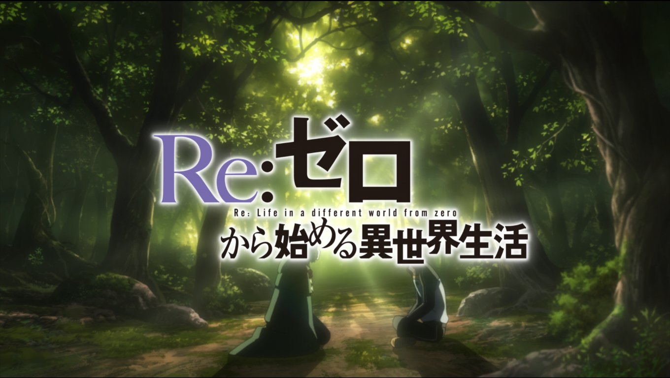 Re:Zero 2 Parte 2 Episódio 1